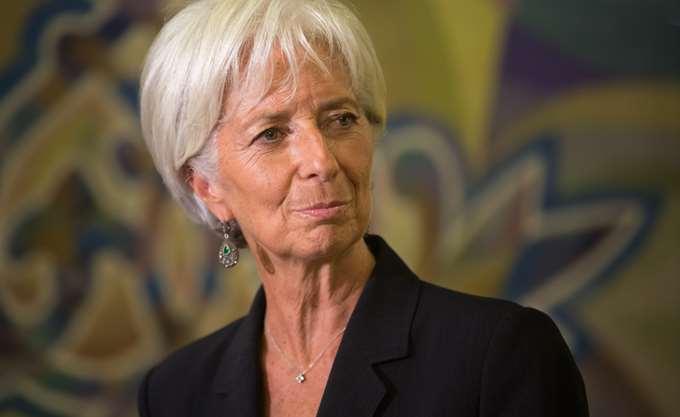 Υπέρ της αύξησης των επιτοκίων από την Fed η Λαγκάρντ