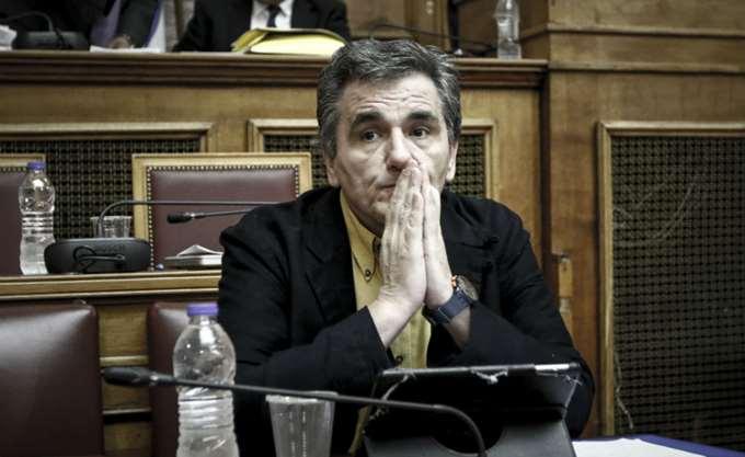 Τσακαλώτος: Είμαστε μια κυβέρνηση με ταξική μεροληψία