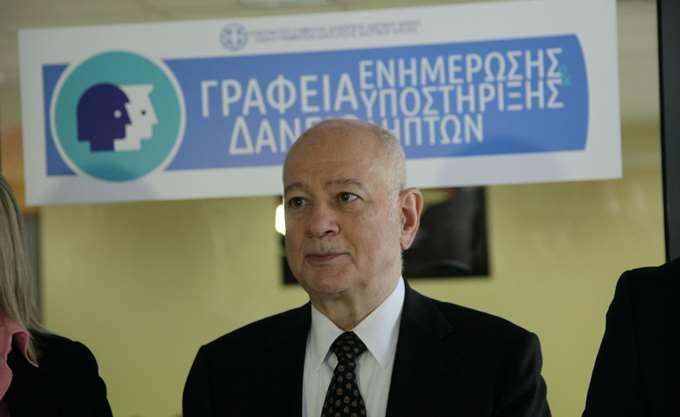 Συνάντηση υπουργού Οικονομίας και Ανάπτυξης με τον πρόεδρο της Thrace Group