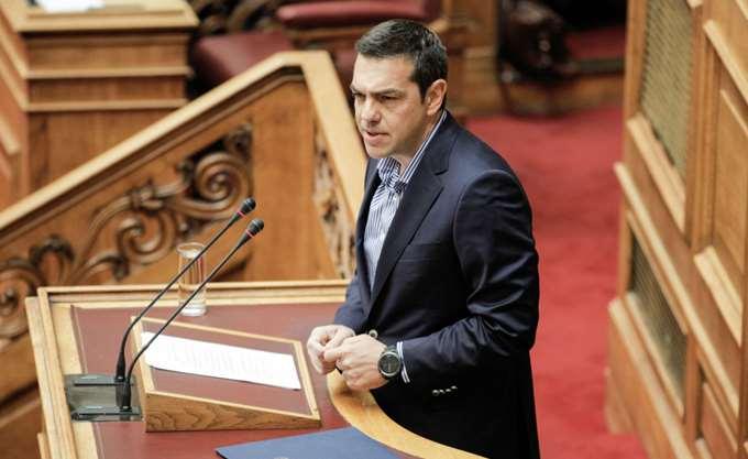 Τσίπρας: Θα μετατρέψω την πρόταση μομφής σε ψήφο εμπιστοσύνης