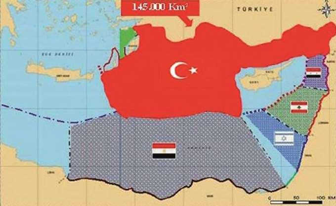 """Τουρκική εφημερίδα: """"Σχέδιο εισβολής από την Κρήτη"""""""