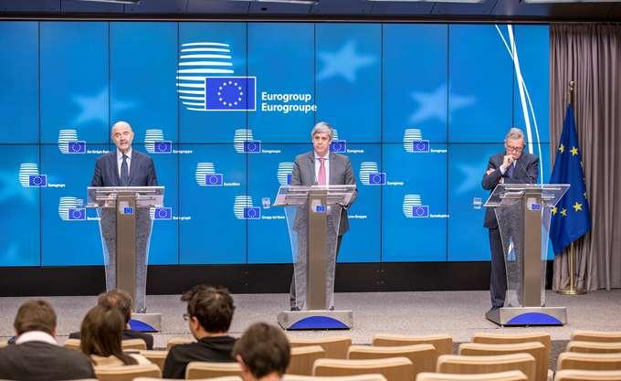 Eurogroup: Υπέρ της πρόωρης αποπληρωμής των δανείων του ΔΝΤ ο Κλάους Ρέγκλινγκ