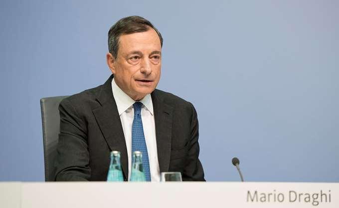 Ντράγκι: Πολλές οι αβεβαιότητες, έτοιμη η ΕΚΤ να προσαρμόσει την πολιτική της