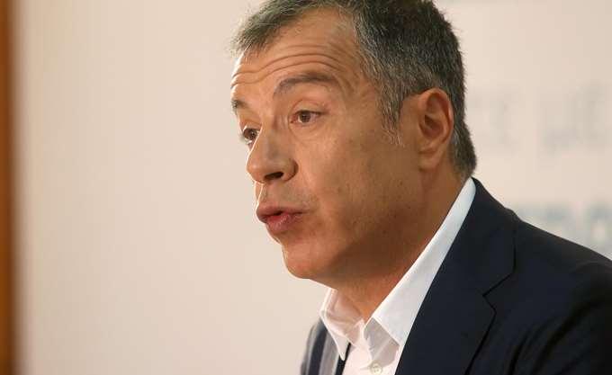 Στ. Θεοδωράκης: Πολιτική αλλαγή δεν σημαίνει πολιτική εναλλαγή