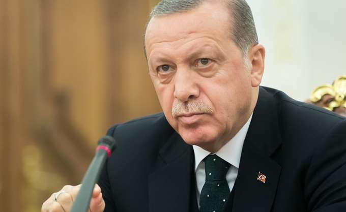 """Ερντογάν: Η συμφωνία Τουρκίας-ΗΠΑ για την συριακή πόλη Μάνμπιτζ """"δεν είναι νεκρή"""""""