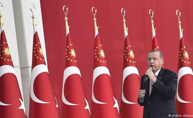 Ερντογάν: Θα υπερασπιστούμε τα δικαιώματά μας στο Αιγαίο κάνοντας χρήση όλων των μέσων