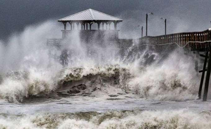 ΗΠΑ: Επτά νεκροί και μεγάλες πλημμύρες από τον κυκλώνα Φλόρενς