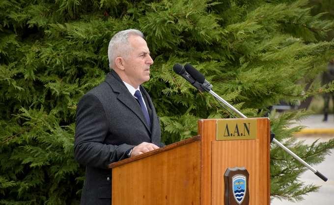 """Αποστολάκης: """"Η Ελλάδα είναι θεμέλιο ειρήνης και σταθερότητας στη Νοτιανατολική Μεσόγειο και τα Βαλκάνια"""""""