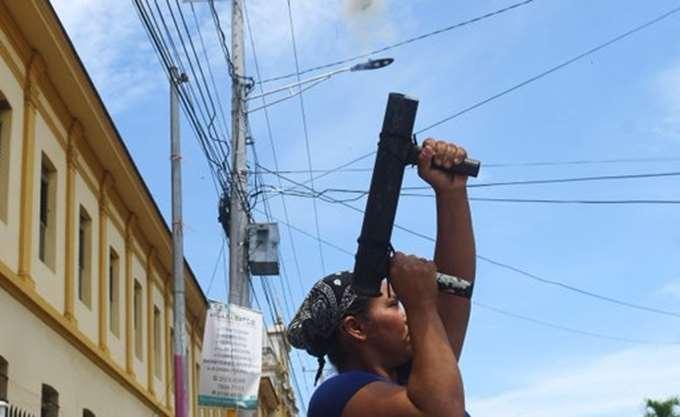Νικαράγουα: Τουλάχιστον 5 νεκροί σε επιθέσεις της αστυνομίας και παραστρατιωτικών