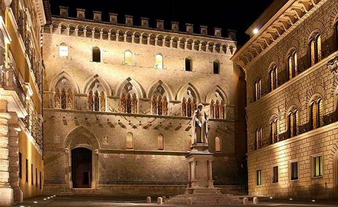 Υποχώρησαν τα κέρδη της Banca Monte dei Paschi di Siena