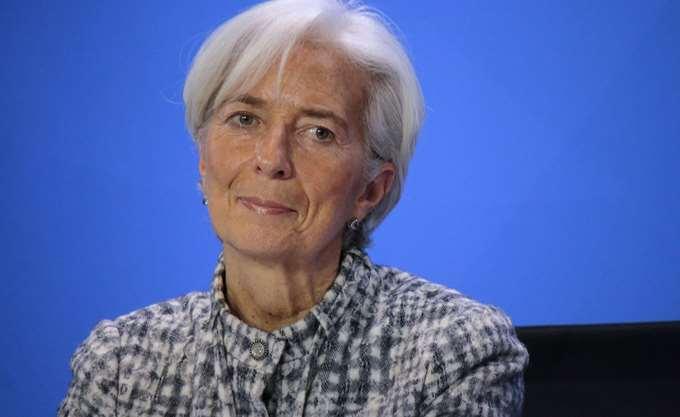 Λαγκάρντ: Το ΔΝΤ θα συνεχίσει να έχει εμπλοκή στην Ελλάδα