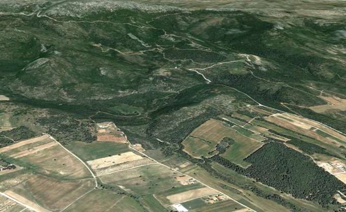Παράταση υποβολής αντιρρήσεων στην ανάρτηση δασικών χαρτών