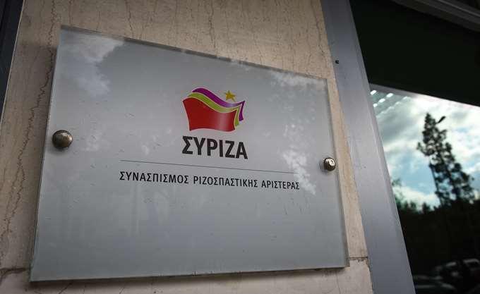 Θεσσαλονίκη: Επίθεση στα γραφεία του στην Καλαμαριά καταγγέλλει ο ΣΥΡΙΖΑ