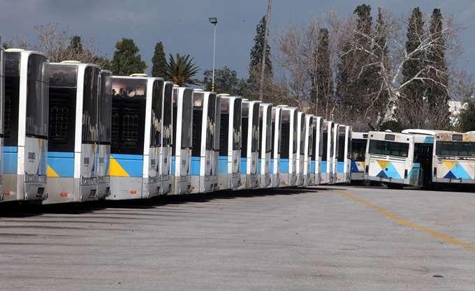 ΟΑΣΑ: Καθυστερήσεις στα δρομολόγια των λεωφορείων φυσικού αερίου λόγω απεργίας ΔΕΠΑ