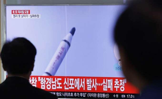 Β. Κορέα: Ενδείξεις για ανακατασκευή του πεδίου εκτόξευσης πυραύλων στο Σόχε