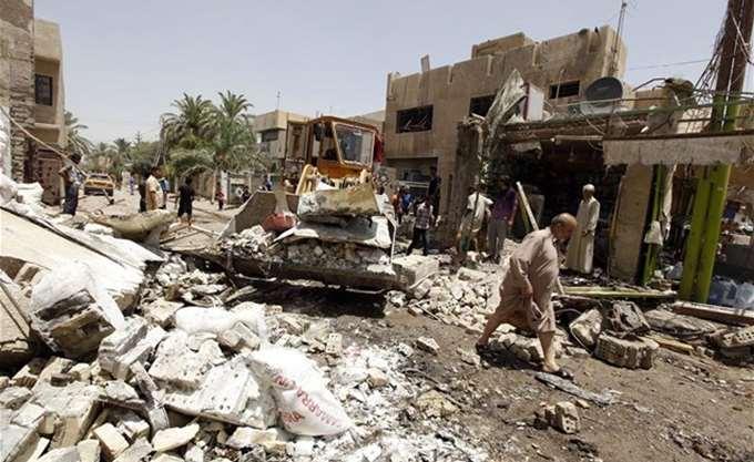 Τουλάχιστον 26 νεκροί στη διπλή επίθεση βομβιστών-καμικάζι στη Βαγδάτη