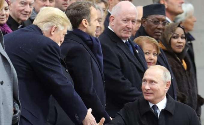 Πούτιν: Είχα μια καλή συνομιλία με τον πρόεδρο Τραμπ