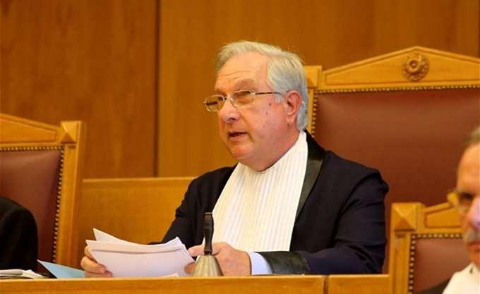 """Ν. Σακελλαρίου: """"Δεν έχουν αντιληφθεί (οι δανειστές) πως υπάρχουν δικαστήρια στη χώρα"""""""