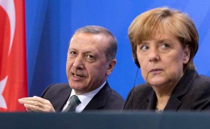 Γερμανία: Αλλαγές της τελευταίας στιγμής στο πρόγραμμα του Ερντογάν
