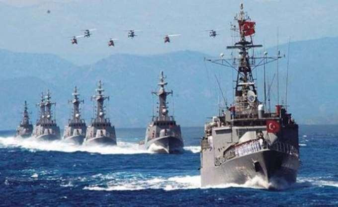 Κύπρος: Δεν έγινε τελικώς η άσκηση του τουρκικού ναυτικού, παρά την παράτυπη Navtex