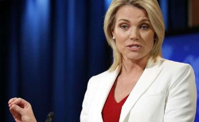 Η Χέδερ Νάουερτ αναλαμβάνει πρέσβειρα των ΗΠΑ στον ΟΗΕ