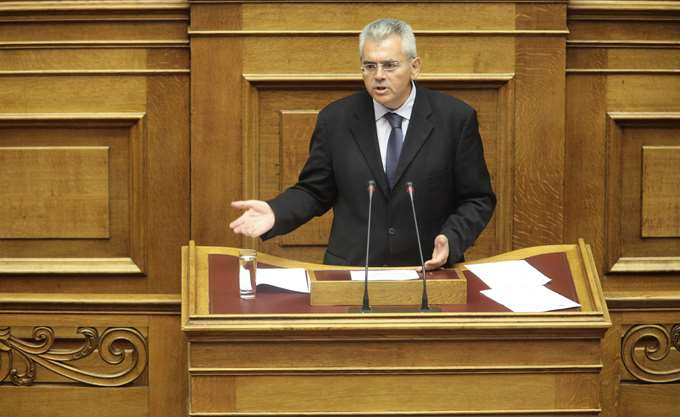 Χαρακόπουλος: Άπρακτο το υπουργείο Προστασίας του Πολίτη για τις μολότοφ στα Εξάρχεια