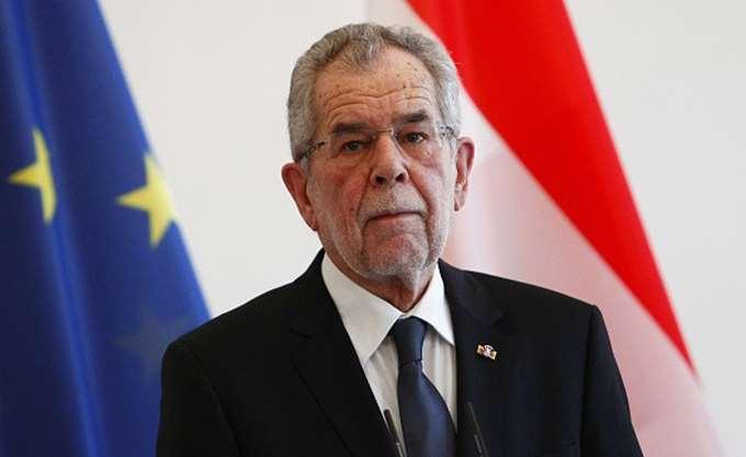 Το διάγγελμα του προέδρου της Αυστρίας για την κυβερνητική κρίση