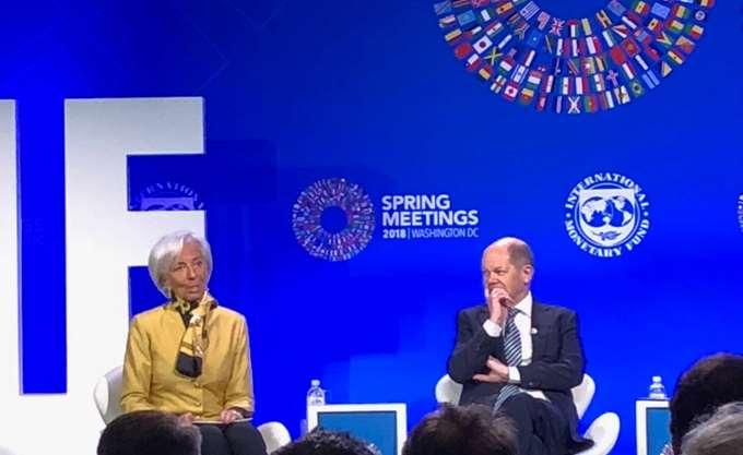 H ένταση Βερολίνου - ΔΝΤ και το παρασκήνιο για τη μακροχρόνια βιωσιμότητα του χρέους