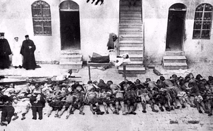 19η Μαΐου - Ημέρα μνήμης για τη Γενοκτονία των Ποντίων