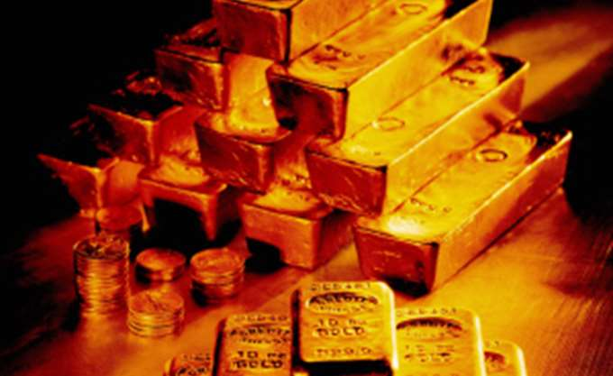 Τρίτη ημέρα απωλειών για τον χρυσό