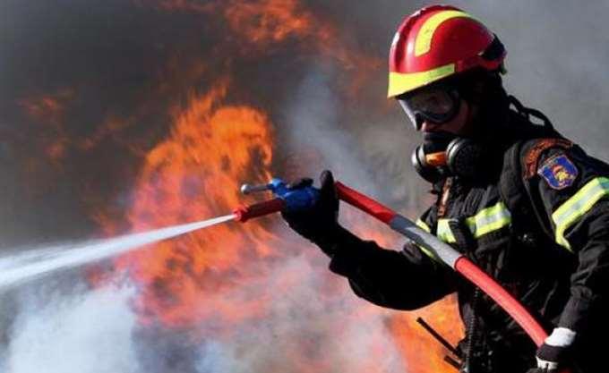 Πολύ υψηλός κίνδυνος πυρκαγιάς σε Λέσβο και Χίο για αύριο Κυριακή
