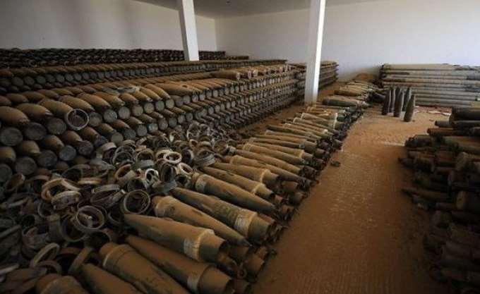 Πρώτη φορά αύξηση στις πωλήσεις όπλων από το 2010