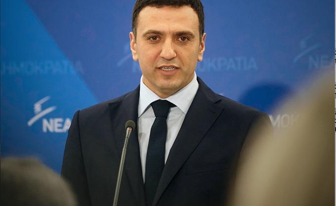 Β. Κικίλιας: Ντροπή για το ελληνικό κράτος η επίθεση του Ρουβίκωνα στην οικία Πάιατ