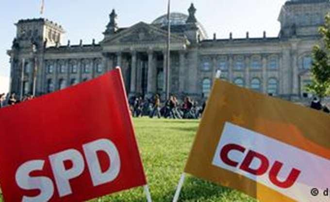 Γερμανία: Περαιτέρω δημοσκοπική πτώση για τα κόμματα του κυβερνητικού συνασπισμού