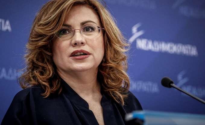 """Μ. Σπυράκη: Στην Ελλάδα δεν αναγνωρίζουμε την ύπαρξη """"μακεδονικής"""" εθνικότητας και γλώσσας"""