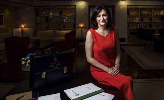 Ισπανία: Παραιτήθηκε η υπουργός Υγείας μετά από δημοσιεύματα για παρατυπίες στο μεταπτυχιακό της