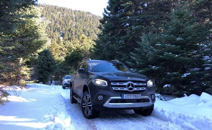 Ρωσία: Ανακαλεί 24.673 Mercedes-Benz η Daimler