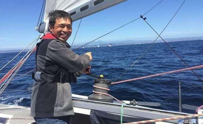 Τυφλός Ιάπωνας πραγματοποίησε τον διάπλου του Ειρηνικού Ωκεανού
