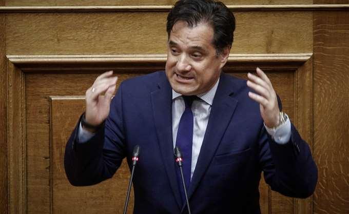 Α. Γεωργιάδης: Ο Μπαλωμενάκης, είτε από άγνοια είτε σκοπίμως, παραπλάνησε τον ελληνικό λαό