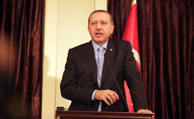 "Erdogan: Οι ΗΠΑ ""έριξαν βόμβα"" στη Μέση Ανατολή με την απόφασή τους για την Ιερουσαλήμ"