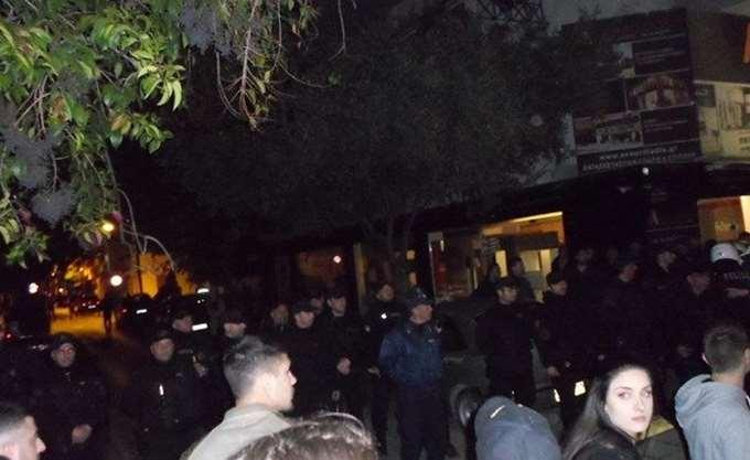 Κατερίνη: Άγριες αποδοκιμασίες κατά υποψήφιων ευρωβουλευτών του ΣΥΡΙΖΑ