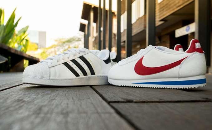 Η Adidas ξεπερνά τη Nike
