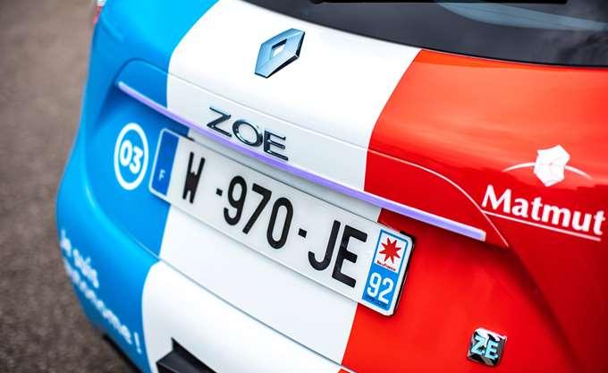 Η Renault αποκτά μερίδιο στην κινεζική βιομηχανία ηλεκτροκίνητων οχημάτων JMEV