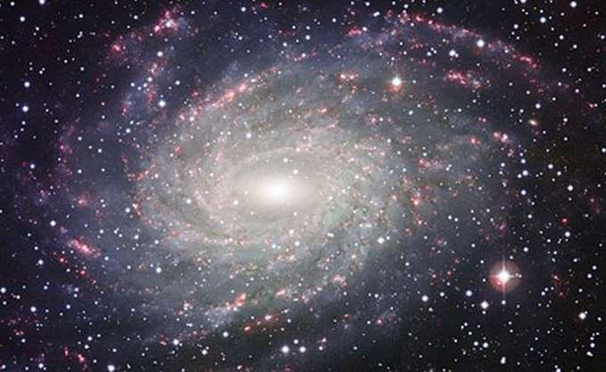 Ανακαλύφθηκε γαλαξίας με το πιο μακρινό οξυγόνο στο σύμπαν