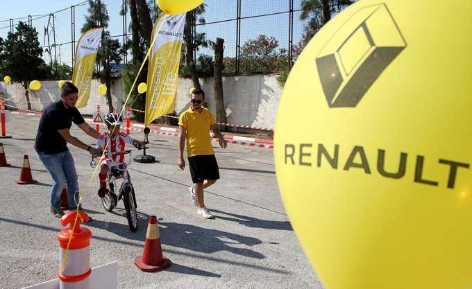 Υποχώρησαν 6% τα έσοδα γ΄ τριμήνου της Renault