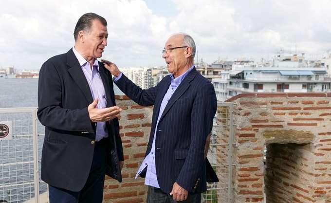 """Ο Γιώργος Κούδας υποψήφιος με την παράταξη """"Η Θεσσαλονίκη είναι το Μέλλον"""" του Γ. Ορφανού"""