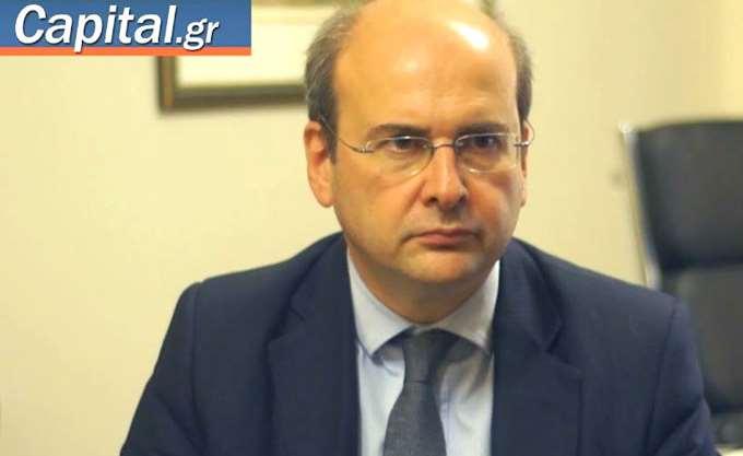 Κ. Χατζηδάκης: Να μην έχουμε την αυταπάτη ότι με αυτές τις ρυθμίσεις η οικονομία θα λύσει τα προβλήματά της