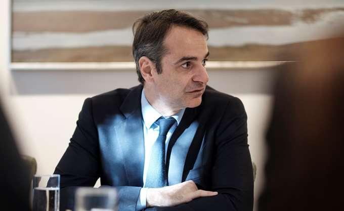 Κ. Μητσοτάκης: Θα επαναφέρουμε την Ελλάδα στην υψηλή βαθμίδα πιστοληπτικής αξιολόγησης εντός 18 μηνών