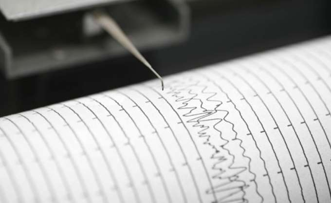 """""""Ασθενής"""" σεισμική δόνηση 4,1 βαθμών Ρίχτερ νότια της Ζακύνθου"""