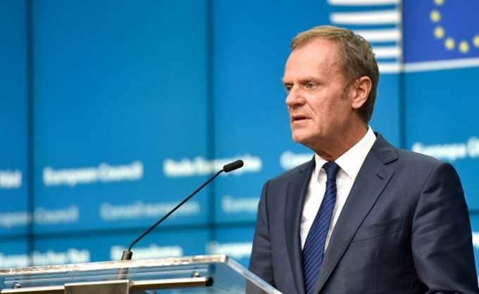 """Σύνοδος Κορυφής υπό το βάρος των """"ιδεών"""" Tusk για το προσφυγικό"""